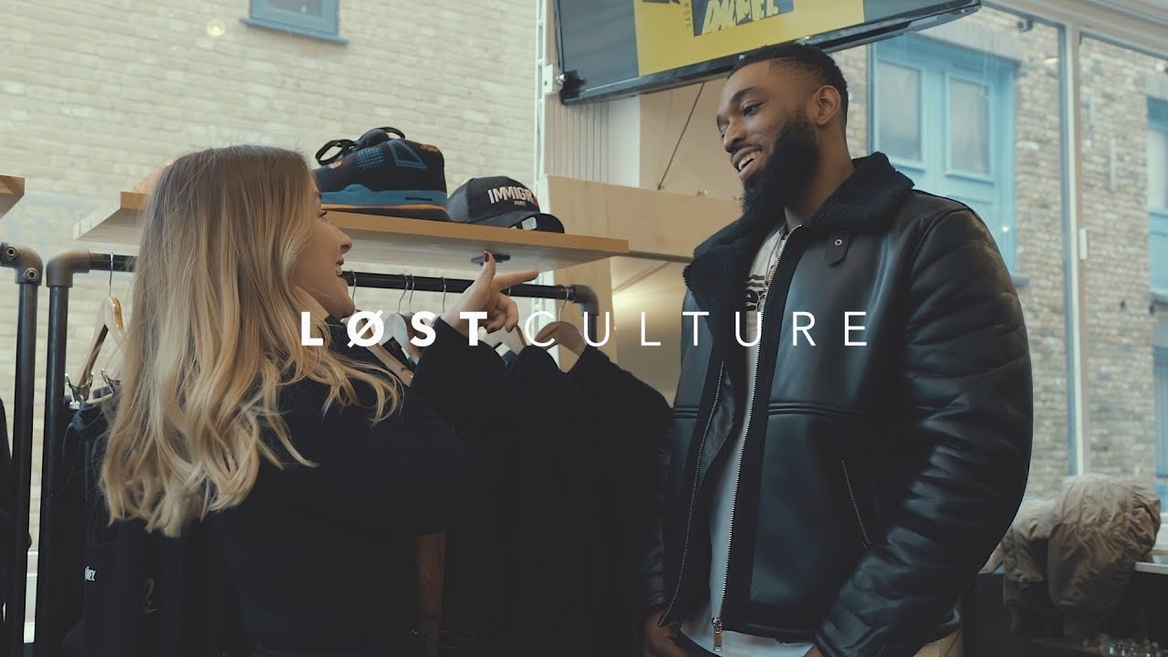 LØST CULTURE MEETS : Big Tobz