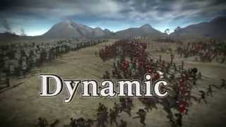 Nobunagas Ambition Sphere of Influence Trailer