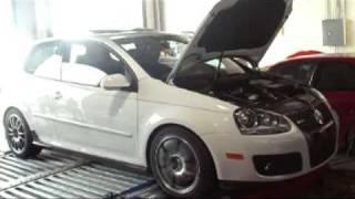 APR Stage 3 MKV VW GTI 2.0T FSI - Static X Motorsports - DYNO Run 1