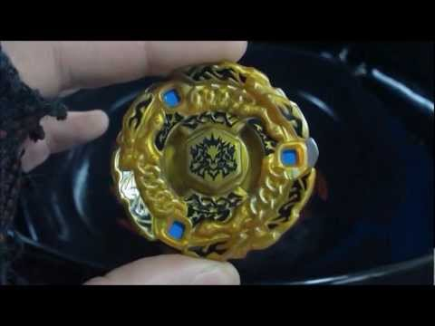 Beyblade Extreme Top System XTS X-201 Kerbecs Blade Blast (Hasbro) Review and Test HD! AWESOME