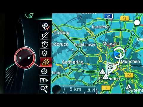 BMW ConnectedDrive RTTI - Real Time Traffic Information