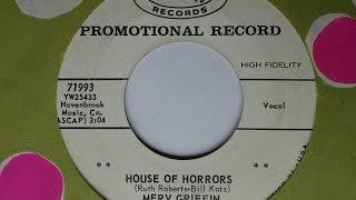 Original 1962 pressing.  MERV GRIFFIN House of Horrors   музыка из мультфильма  малыш и карлсон