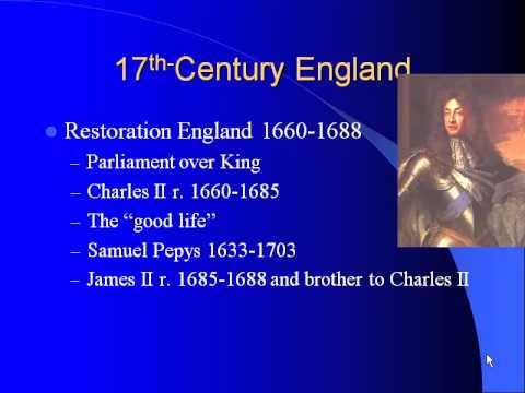 17th Century Europe