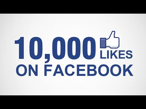 How to Generate 10,000 Fan Page LIKES in TWO Weeks!