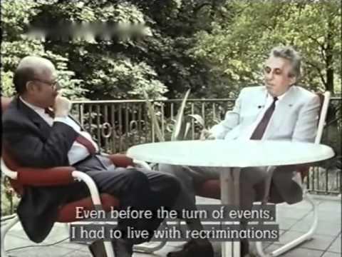 Interview mit Egon Krenz (english Subtitles)