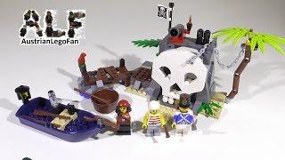 Lego Pirates 70411 Treasure Island / Piraten Schatzinsel - Lego Speed Build Review