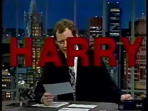 02281992 Letterman David Steinberg Viewer Mail DriveThru Religion Ford & 03011988 Tom Brokaw Belinda