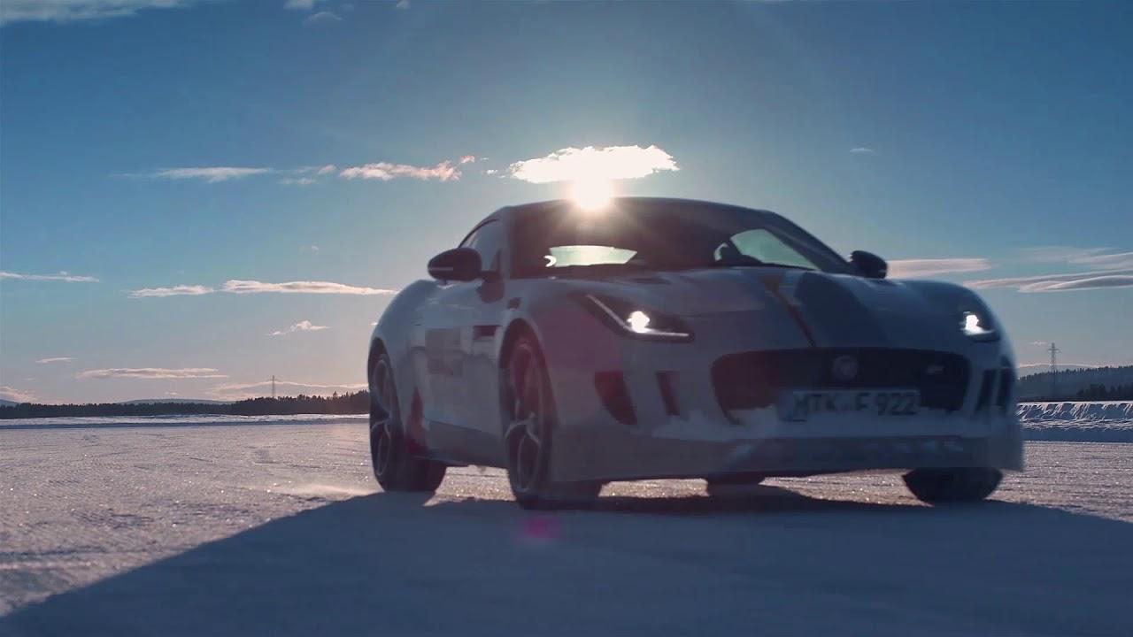 Jaguar Ice Academy Arjeplog Zweden Inschrijving Geopend Youtube