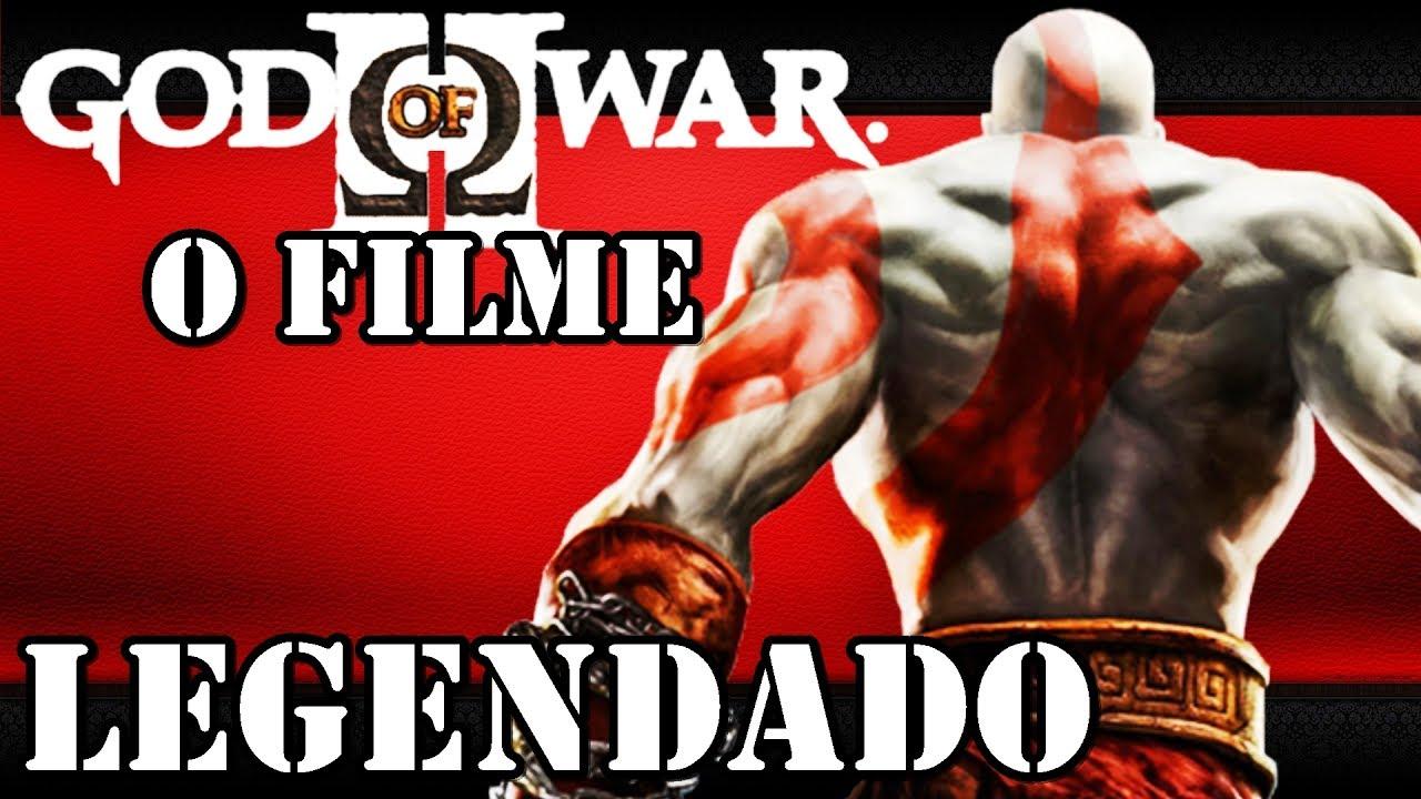 GOD OF WAR II - FILME COMPLETO - LEGENDADO [HD]