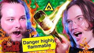 Testing FLAMMABLE TikTok Life Hacks