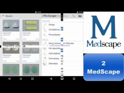 أفضل 4 تطبيقات طبية مجانية  The Best 4 Free Medical Android APPs 2016