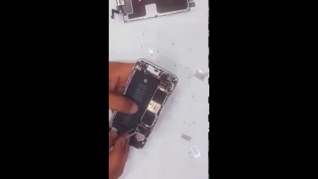 how to fix water damaged iphone 6 iphone 6s water damage repair successfully 6810