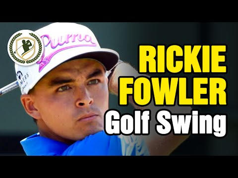 RICKIE FOWLER SWING – SLOW MOTION PRO GOLF SWING ANALYSIS