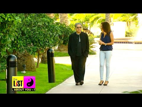Deepak Chopra Exclusive Interview