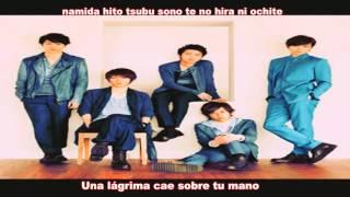 Your Eyes - Arashi (Sub Español - Romaji)