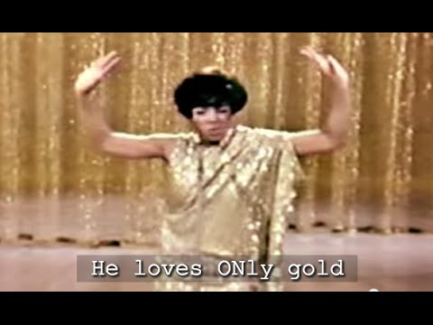 cc GOLDFINGER - Shirley Bassey