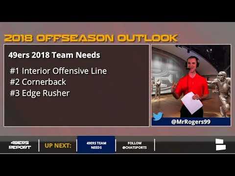 San Francisco 49ers Rumors: Offseason Team Needs For 2018 Free Agency & Draft - 동영상