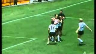 Alemania vs  Inglaterra  Cuartos de final 1970
