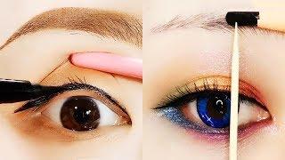 Beautiful Eye Makeup Tutorial Compilation ♥ 2019 ♥ #348