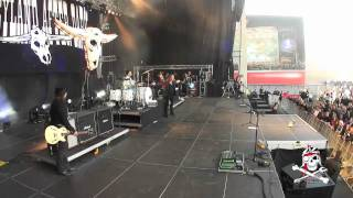 DAD Chainsaw Live at PoloRockt Open Air 2009 [HD]