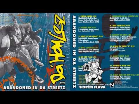 Da Homlez - Abandoned In Da Streetz (Full CD Album) (1995)