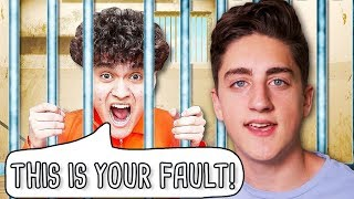 This Dude Is In Jail Because You Won\'t Buy His Merch