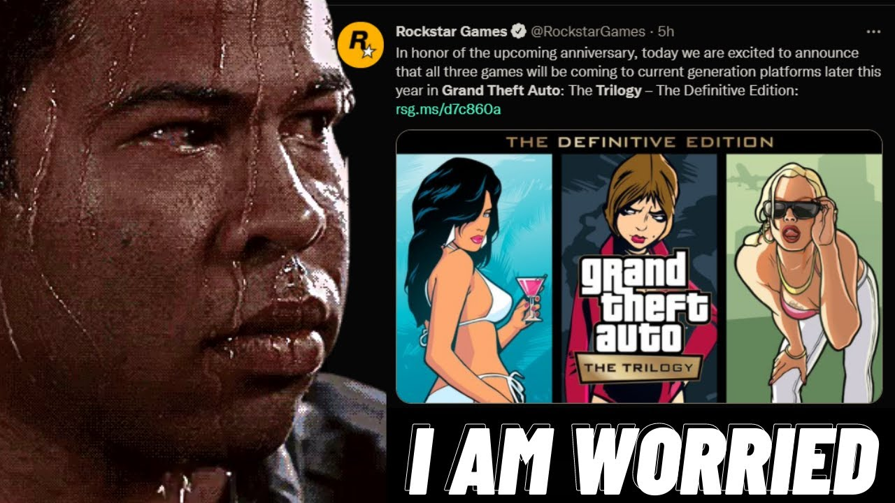 'Grand Theft Auto' trilogy will be remade for current consoles later ...