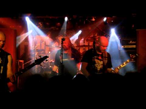 Hail of Bullets - Ordered Eastward live Baroeg Rotterdam