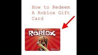 Wie man eine Roblox Geschenkkarte auf einem Mac / Huhn Pickles einlösen