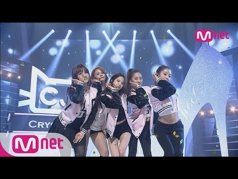First Release! CUBE's Newest Girl Group 'CLC' Debut Stage! [M COUNTDOWN] EP.416