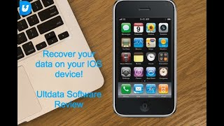 How to Recover DeletedNotes,Photos, Contacts e.t.c on Unresponsive iPhone with Tenorshare Ultdata