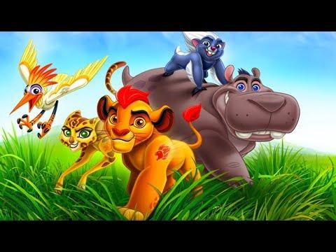 Мультфильм хранитель лев все серии подряд 1 сезон на русском