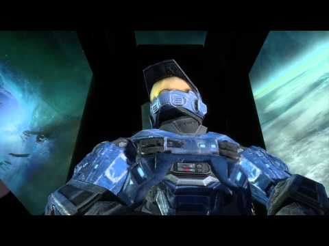 Red vs Blue  Caboose Visits the Halo Reach Campaign  Rooster Teeth