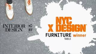 NYCxDESIGN Awards PIANCA