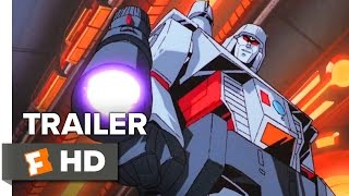 The Transformers: The Movie Official 30th Anniversary Blu-Ray Trailer (2016) - Animated Movie