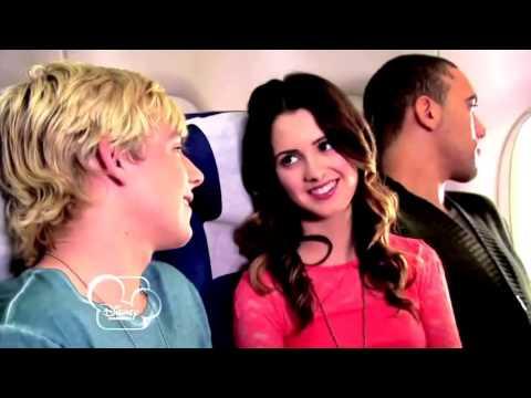 Austin & Ally - Don't Look Down - Ross Lynch & Laura Marano