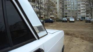 Газовые упоры крышки багажника ВАЗ2107