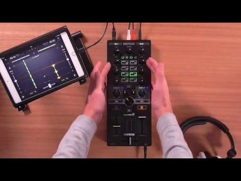 Reloop Mixtour Talkthrough Video