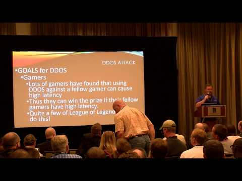 DDOS Attacks and MikroTik