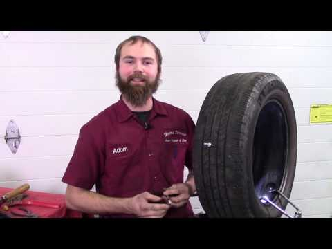 When Is a Tire Repairable?