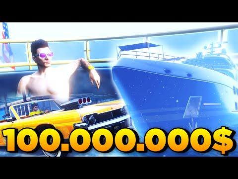 A VIDA DE UM PLAYBOY MILIONÁRIO! - GTA V