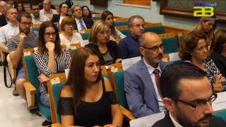 Amat asiste al acto de la apertura oficial del curso 2017/2018 de la UNED