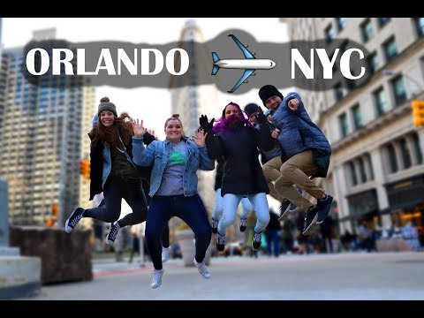 NYC Super Vlog - Spring Break 2018