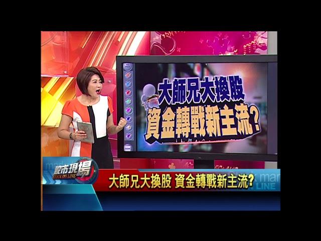 股市現場*鄭明娟20180803-1【蘋果市值破