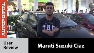 Maruti Suzuki Ciaz (Petrol) - User Review