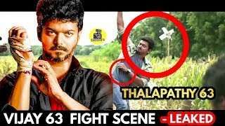 Thalapathy 63 Leaked Fight Sequence ! Vijay 63 First Schedule Begins ! Vijay ! Atlee ! Interview