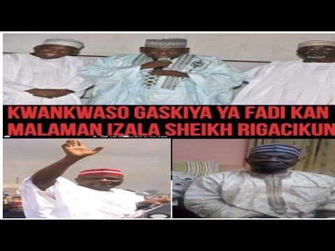 Download Kwankwaso Gaskiya Ya Fadi Kan Malaman Izala Inji Sheikh Sambo Rigachikun