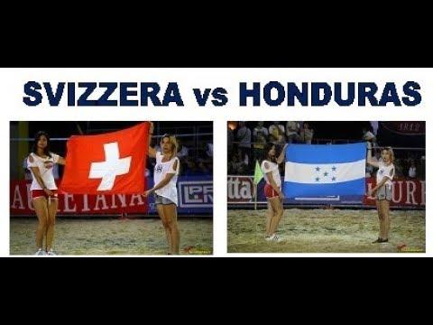 SVIZZERA vs HONDURAS - Mundial Beach Soccer 27/07/2017 - Porto Sant'Elpidio (FM)