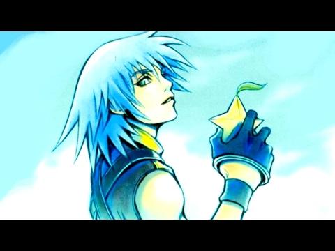 Kingdom Hearts Re: Chain of Memories All Cutscenes (Riku Edition) Game Movie 1080p