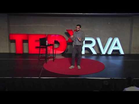 The Community vs. The Singular Artist: Steven Peterman at TEDxRVA 2013